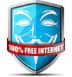 100% Free Internet