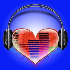 musical heart