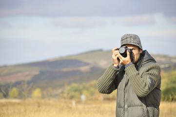 Fotógrafo de naturaleza