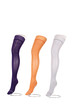Colorful compression stockings.