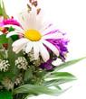 Colorful flowers bouquet