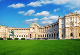 Vienna Hofburg Imperial Palace at day, - Austria