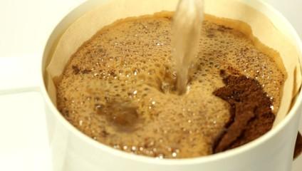 Kaffeee kochen