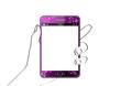 Phablet violet [smartphone et tablette] - Téléphonie