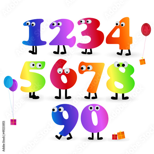 set of funny numbers