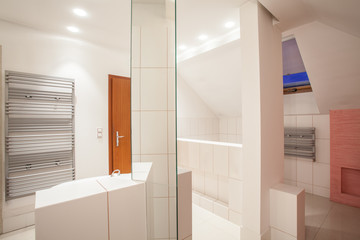 Amaranth house - bathroom