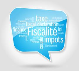 Bulle : Fiscalité