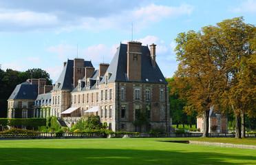 Courances castle, France