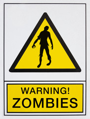warning zombies signal