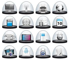 Glas Icons