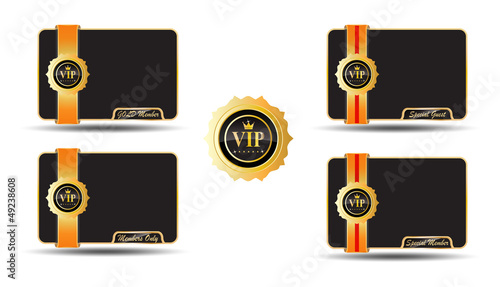 VIP Golden Labels