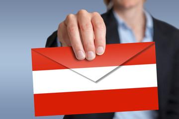 Umschlag Österreich