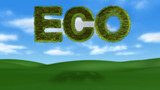 3D ECO with Landscape