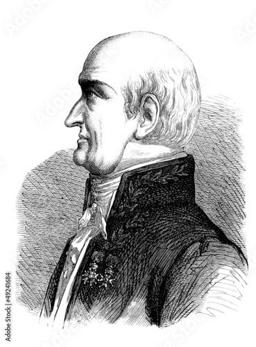 Gentleman (Profil - 19th century