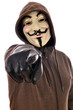 Anonymous zeigt