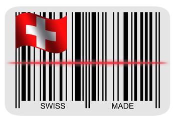 Barcodelabel - Swiss made