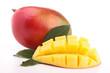 isolated mango