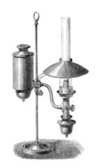 Vintage Lamp - 19th century