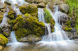 Fototapeten,wasserfall,wasser,backstein,natur