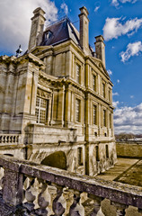 Château de Maisons Laffitte, France