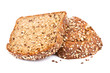 whole grain bread slices
