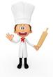 3D chef