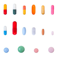 Pills collection