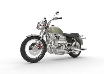 Vintage Bike Grey