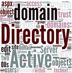 Active Directory Concept