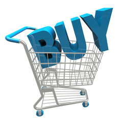 Shopping Cart - Buy Word
