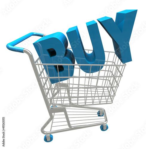 Shopping Cart - Buy Word