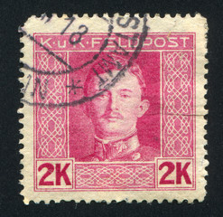 Emperor Karl I
