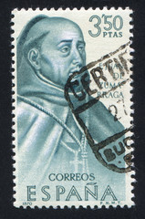 Portrait of E.Juan de Zumabraga