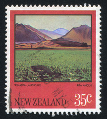 Wanaka landscape