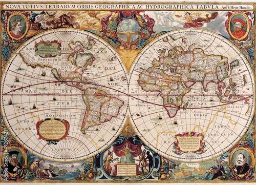 .Mapa świata