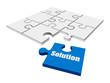 solution puzzle