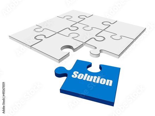 solution puzzle