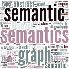 Abstract semantic graph Concept