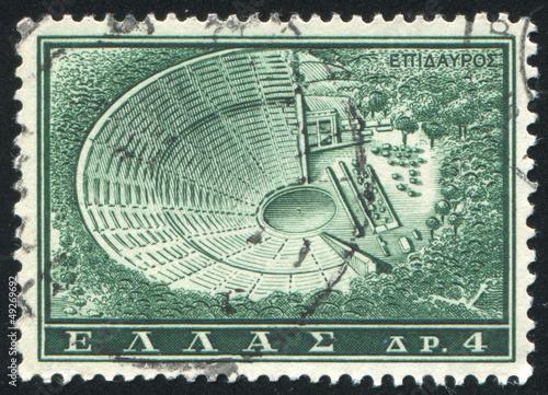 Epidauros amphitheatre