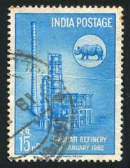 Nunmati Refinery