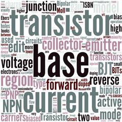 Bipolar junction transistor Concept
