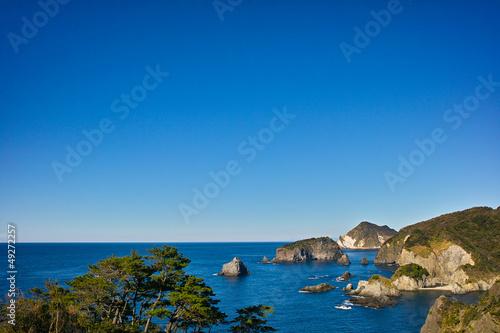 伊豆 あいあい岬からの風景