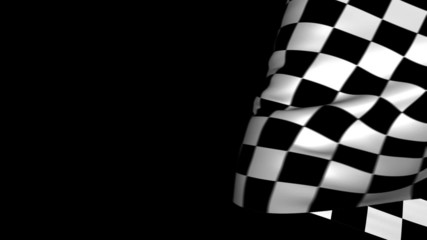 Chequered flag Page Curl, Wipe, transition.