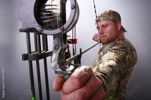 Compound bow - 49275614