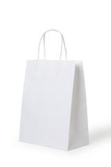 blank paper bag