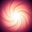 Vector smooth swirl background
