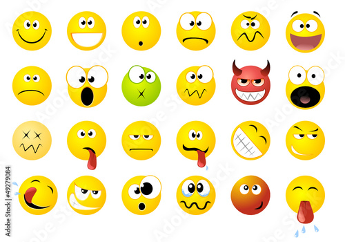 emoticons gialle