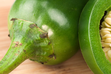 Jalapeno with Slice