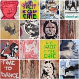 Fototapety Street Art 6