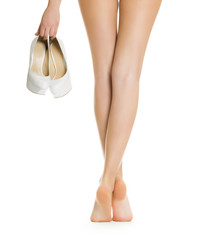 Beautiful women legs